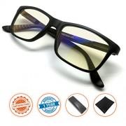 JS-Vision-Blue-Light-Shield-with-Powered-ComputeriPad-Reading-Glasses-Low-color-distortion-anti-blue-light-lens-classic-matte-black-frame-0