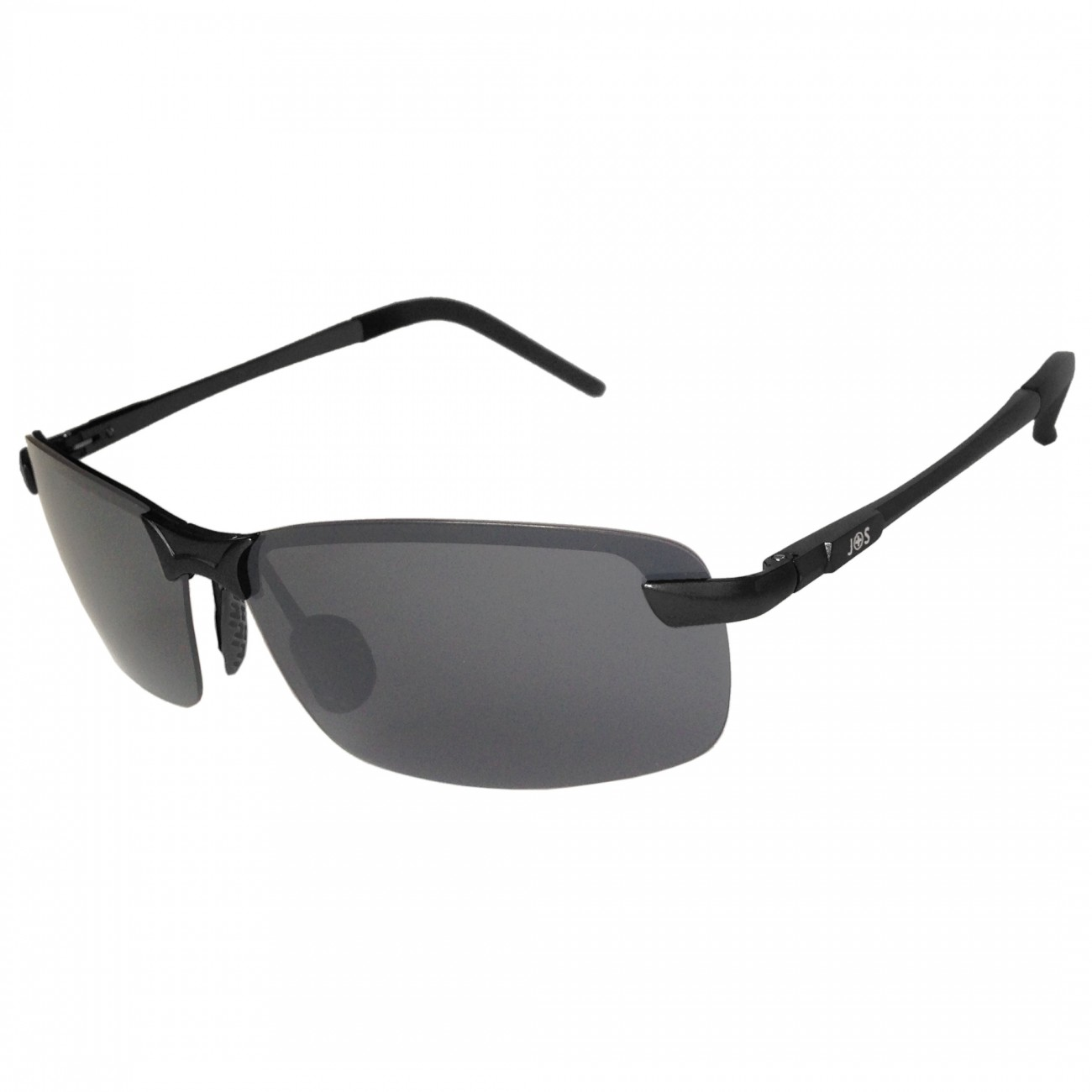 Mens Sunglasses Polarized  j s ultra lightweight men s rimless sports sunglasses polarized