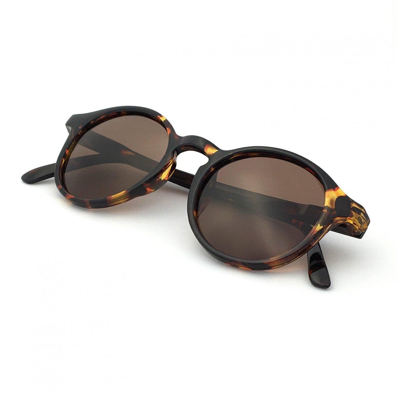 856a534fc7 J+S Hali Retro Round Sunglasses