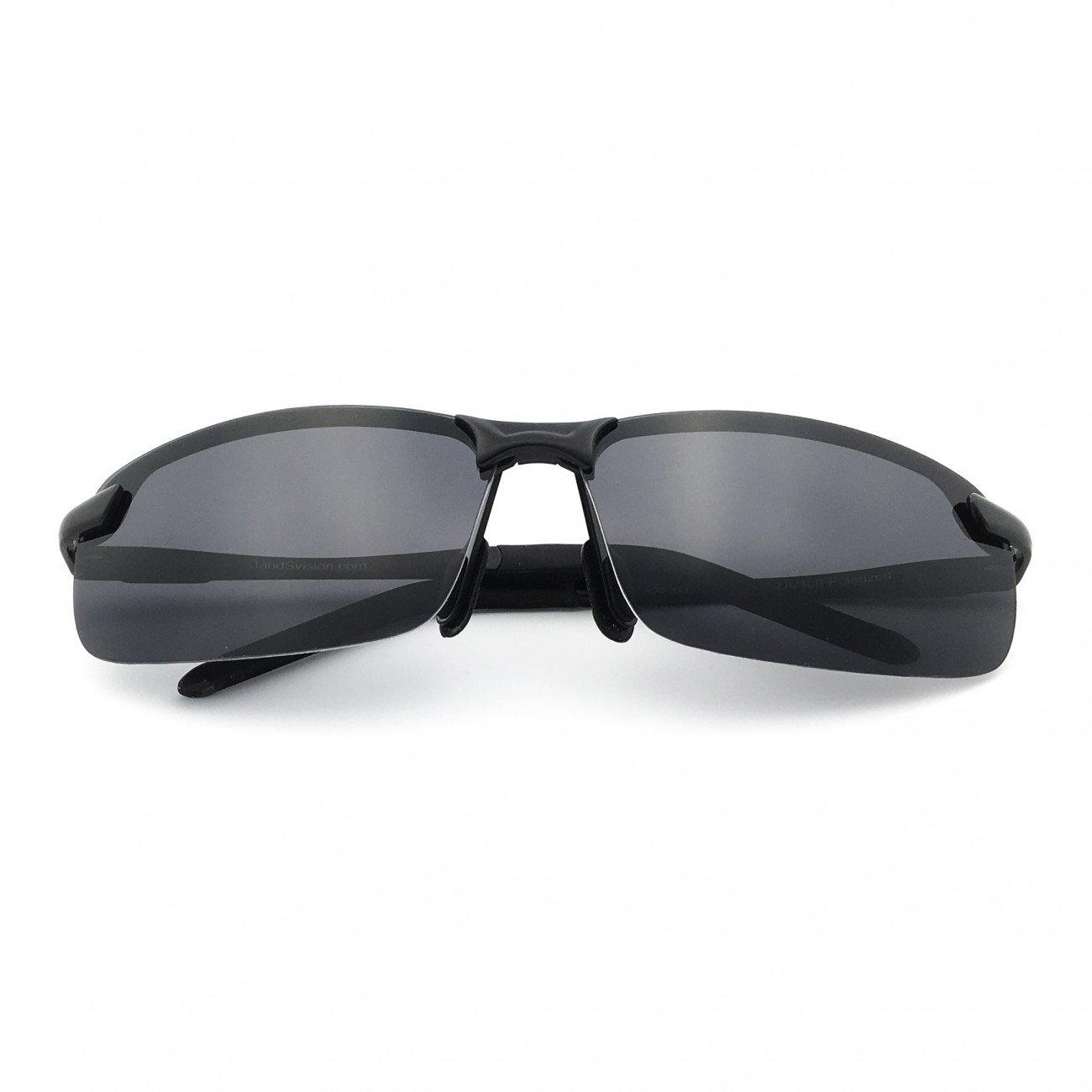 3110693a32 J+S Ultra Lightweight Men s Rimless Sports Sunglasses