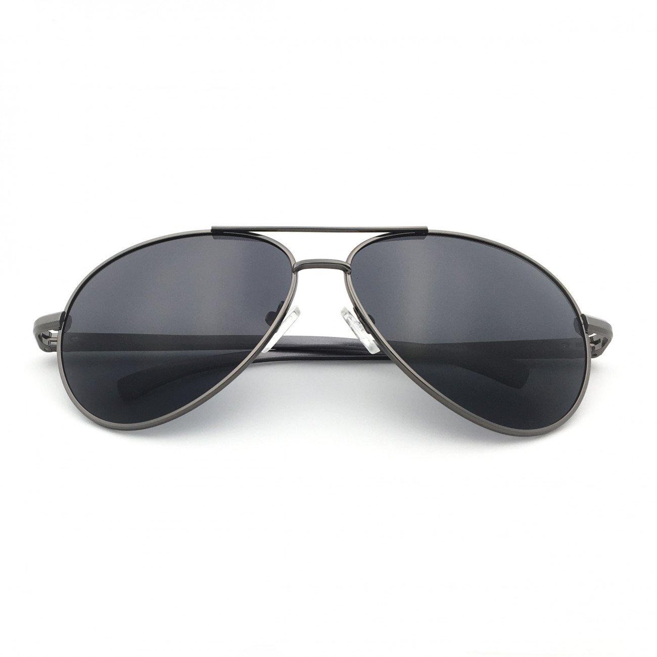 919201a144 J+S Ultra Sleek Sports Aviator Sunglasses
